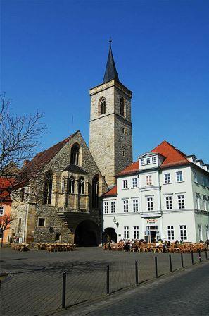 Bild Ägidienkirche Erfurt