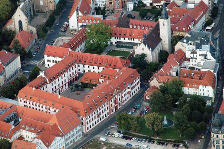 Bild Kurmainzische Statthalterei Erfurt