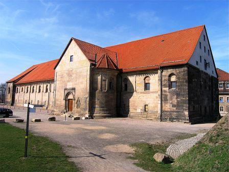 Bild Peterskirche Erfurt
