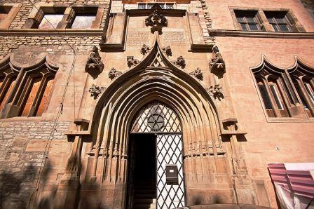 Bild Collegium Maius Erfurt