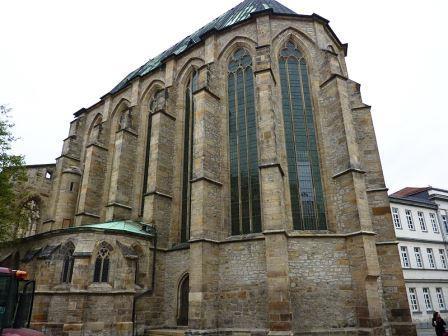 Bild Barfüßerkirche Erfurt