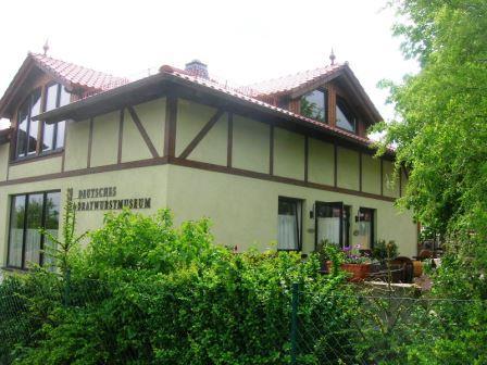 Bild Deutsches Bratwurstmuseum Holzhausen