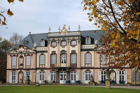 Bild Schloss Molsdorf Erfurt