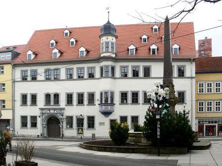 Bild Haus Dacheröden Erfurt
