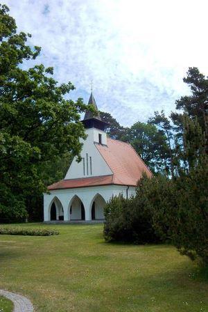 Bild Dorfkirche Baabe