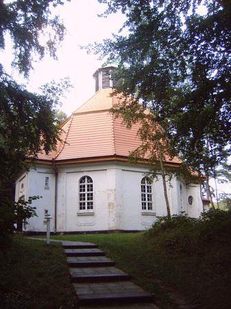 Bild Gnadenkirche Sellin