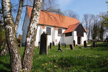 Bild Inselkirche Hiddensee