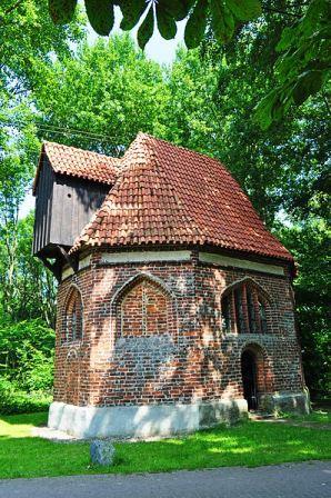 Bild Kapelle Bessin