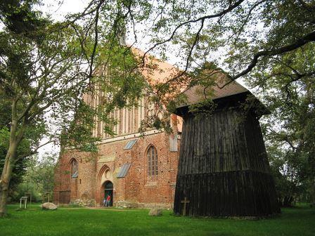 Bild Pfarrkirche St. Georg zu Wiek
