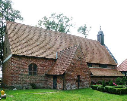 Bild St. Marien Kirche Waase