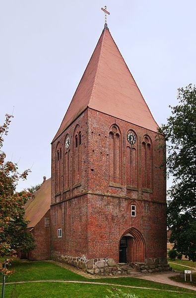 Bild St. Michael Kirche Sagard