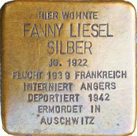 Bild Stolpersteine in Mainz
