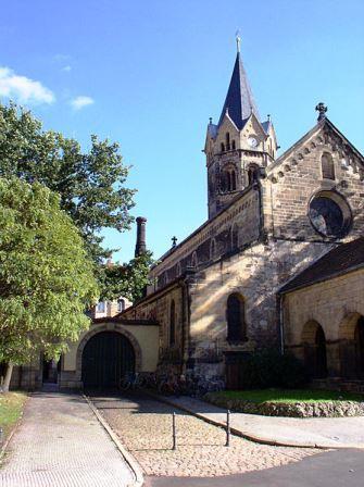 Bild Nikolaikirche Eisenach