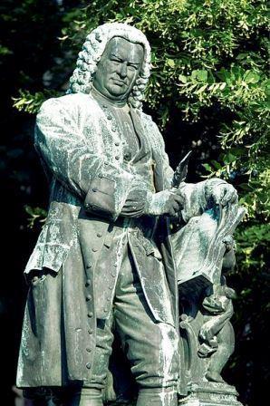 Bild Bachdenkmal Eisenach