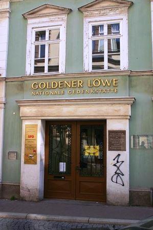 Bild Gedenkstätte Goldener Löwe Eisenach