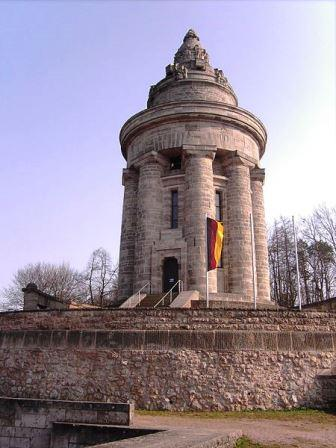 Bild Burschenschaftsdenkmal Eisenach