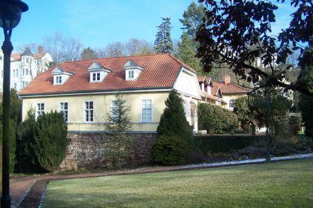 Bild Teezimmer im Kartausgarten Eisenach