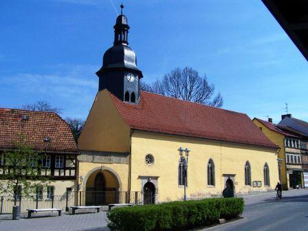 Bild Annenkirche Eisenach