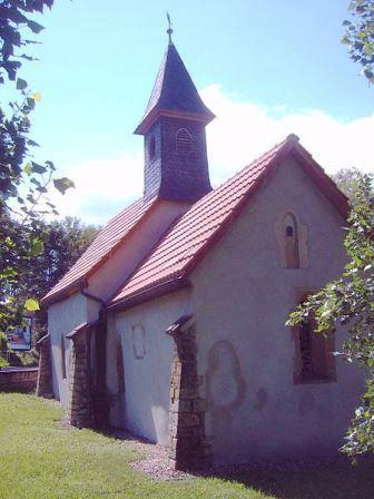 Bild Clemenskapelle Eisenach
