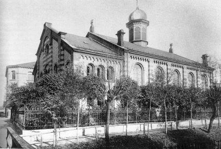 Bild Synagoge Eisenach