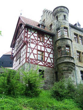 Bild Schloss Neuenhof Eisenach