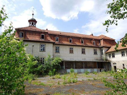 Bild Schloss Wilhelmsburg Barchfeld