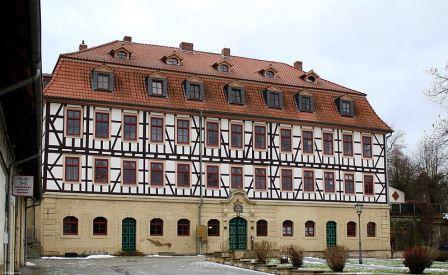 Bild Schloss Bischofroda