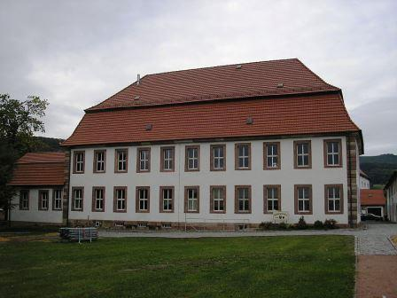 Bild Schloss Dermbach