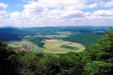 Bild Naturpark Eichsfeld Hainich Werratal