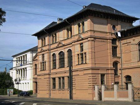 Bild Gesellschaftshaus Magdeburg