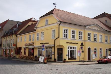 Bild Fritz Reuter Haus Neubrandenburg