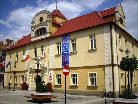 Bild Rathaus Zary