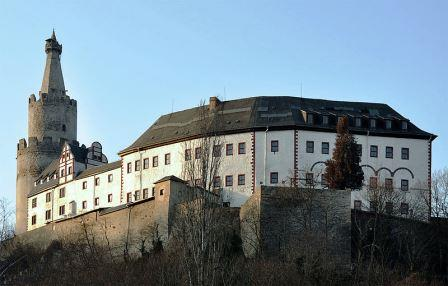 Bild Osterburg Weida