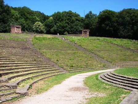 Bild Thingstätte Heidelberg