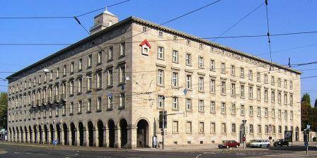 Bild Oberpostdirektion Karlsruhe