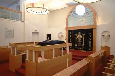 Bild Synagoge Pforzheim