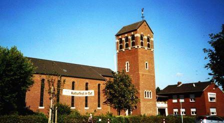 Bild Herz Jesu Kirche Eschweiler