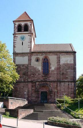 Bild Schlosskirche Pforzheim