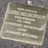 Bild Stolpersteine in Pforzheim