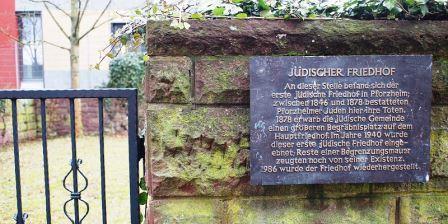 Bild Alter Jüdischer Friedhof Pforzheim