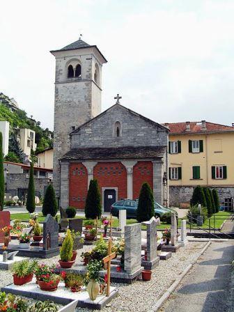 Bild Kirche Santa Maria in Selva Locarno