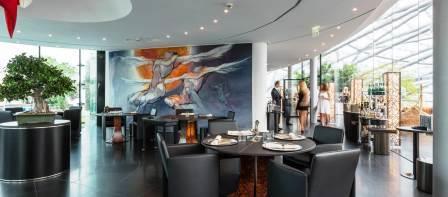 Bild Restaurant Ikarus Salzburg