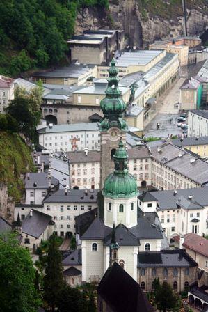 Bild Erzabtei St. Peter Salzburg
