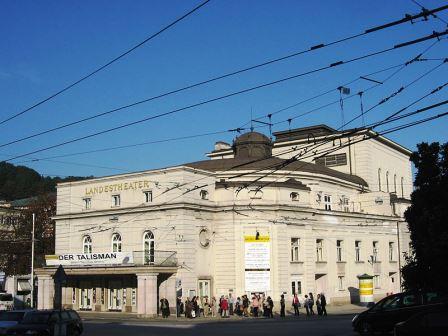 Bild Salzburger Landestheater