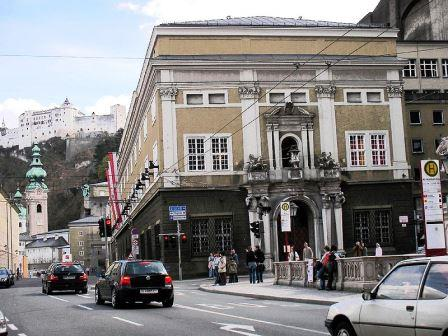 Bild Großes Festspielhaus Salzburg