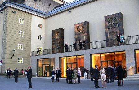 Bild Haus für Mozart Salzburg
