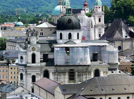 Bild Kollegienkirche Salzburg