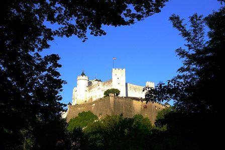 Bild Festung Hohensalzburg