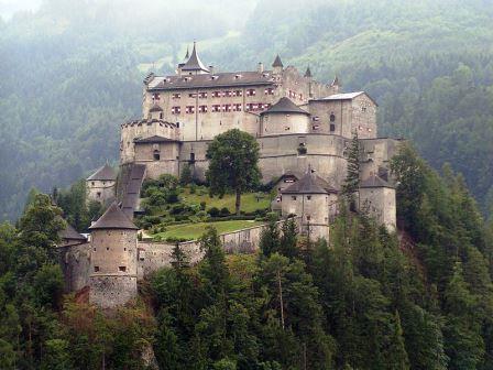 Bild Festung Hohenwerfen