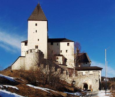 Bild Burg Mauterndorf